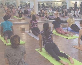 Ashtanga Vinyasa Flow Yoga at Aum Yoga Shala