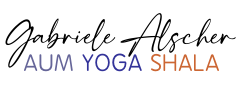 AumYogaShala by Gabriele Alscher – Yoga in Ratingen Logo