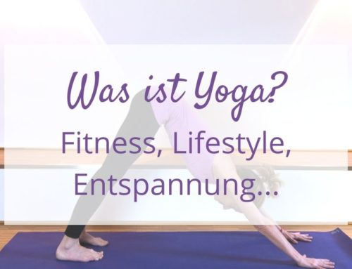 Was ist Yoga? Fitness, Lifestyle, Entspannung