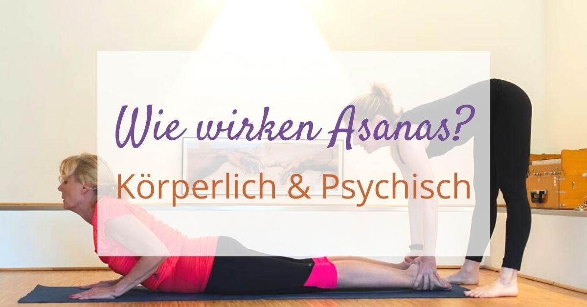 Wie Wirken Yoga Asanas Aumyogashala By Gabriele Alscher Yoga In Ratingen
